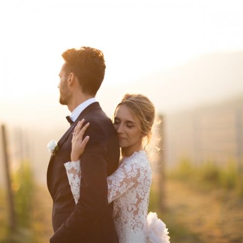 Giorgia e Alberto matrimonio Brescia