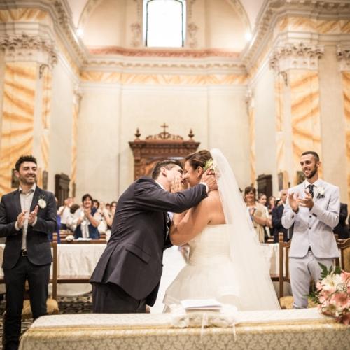 Maria e Andrea matrimonio Brescia