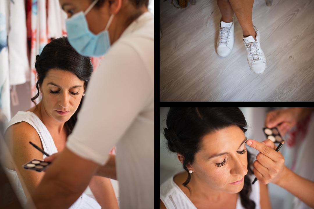 Fotografo matrimonio Brescia Federico Rongaroli wedding reportage Lucia e Roberto abito da sposa fiori matrimonio1