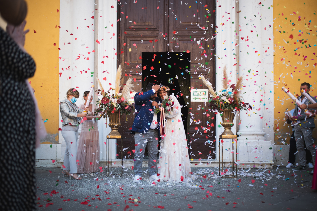 Fotografo matrimonio Brescia Federico Rongaroli wedding reportage Lucia e Roberto abito da sposa fiori matrimonio12