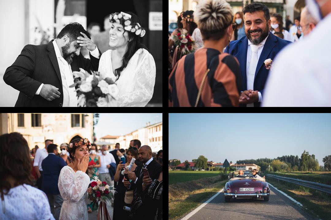 Fotografo matrimonio Brescia Federico Rongaroli wedding reportage Lucia e Roberto abito da sposa fiori matrimonio13