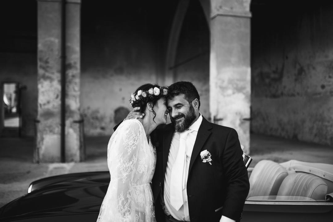 Fotografo matrimonio Brescia Federico Rongaroli wedding reportage Lucia e Roberto abito da sposa fiori matrimonio15