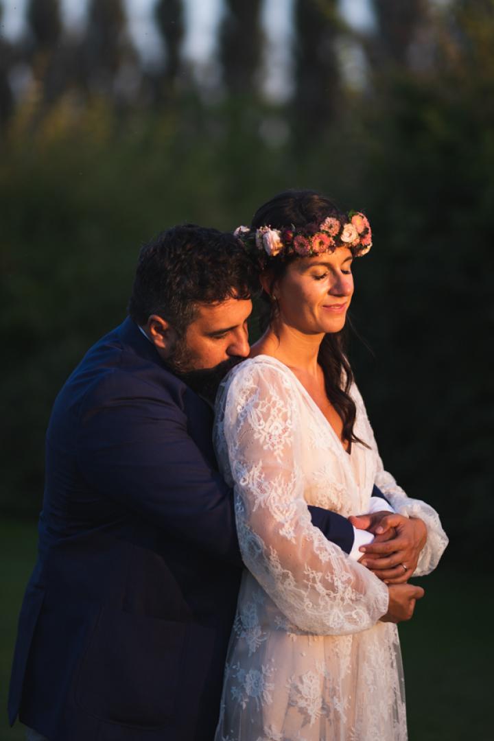 Fotografo matrimonio Brescia Federico Rongaroli wedding reportage Lucia e Roberto abito da sposa fiori matrimonio17