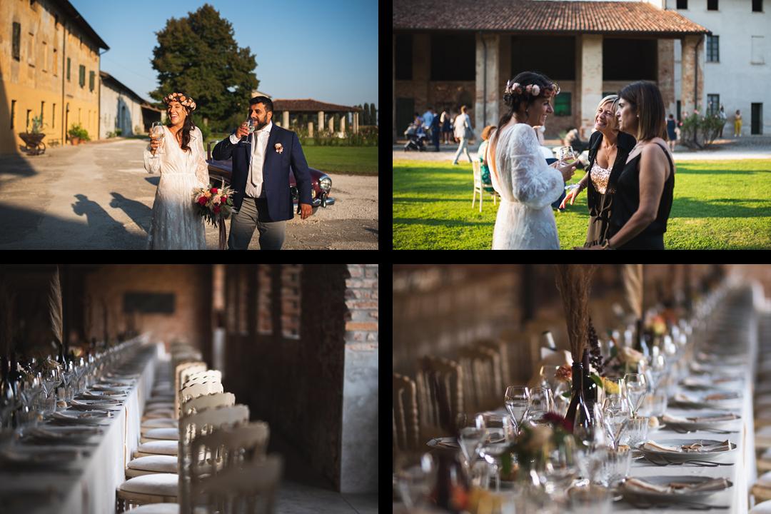 Fotografo matrimonio Brescia Federico Rongaroli wedding reportage Lucia e Roberto abito da sposa fiori matrimonio18