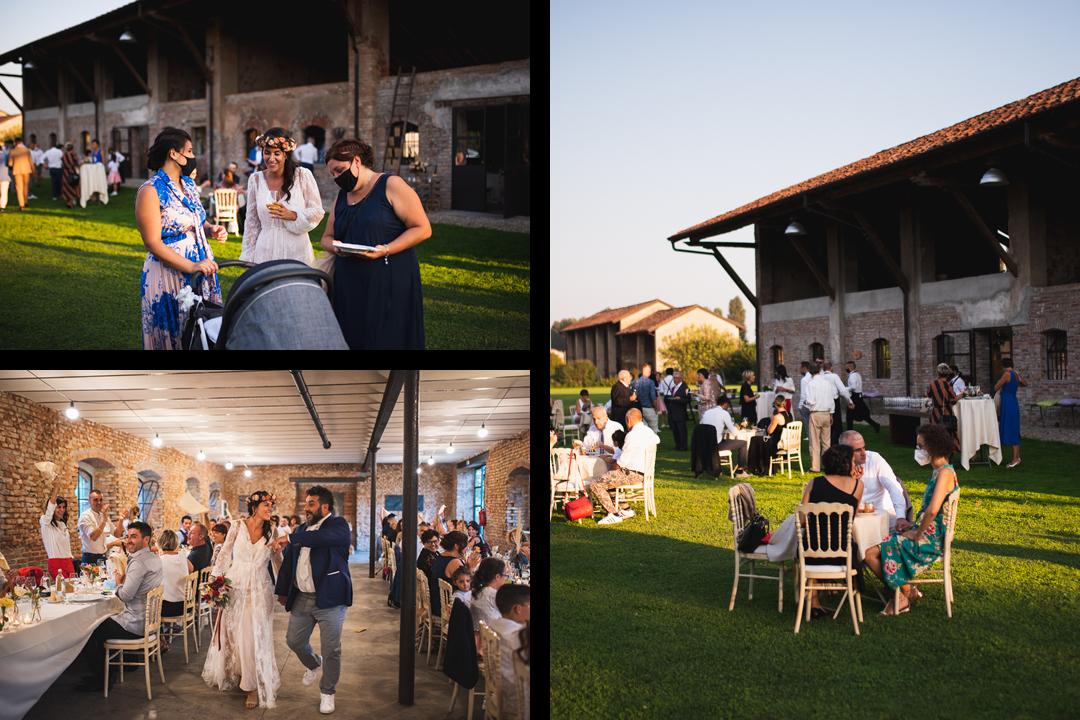 Fotografo matrimonio Brescia Federico Rongaroli wedding reportage Lucia e Roberto abito da sposa fiori matrimonio21