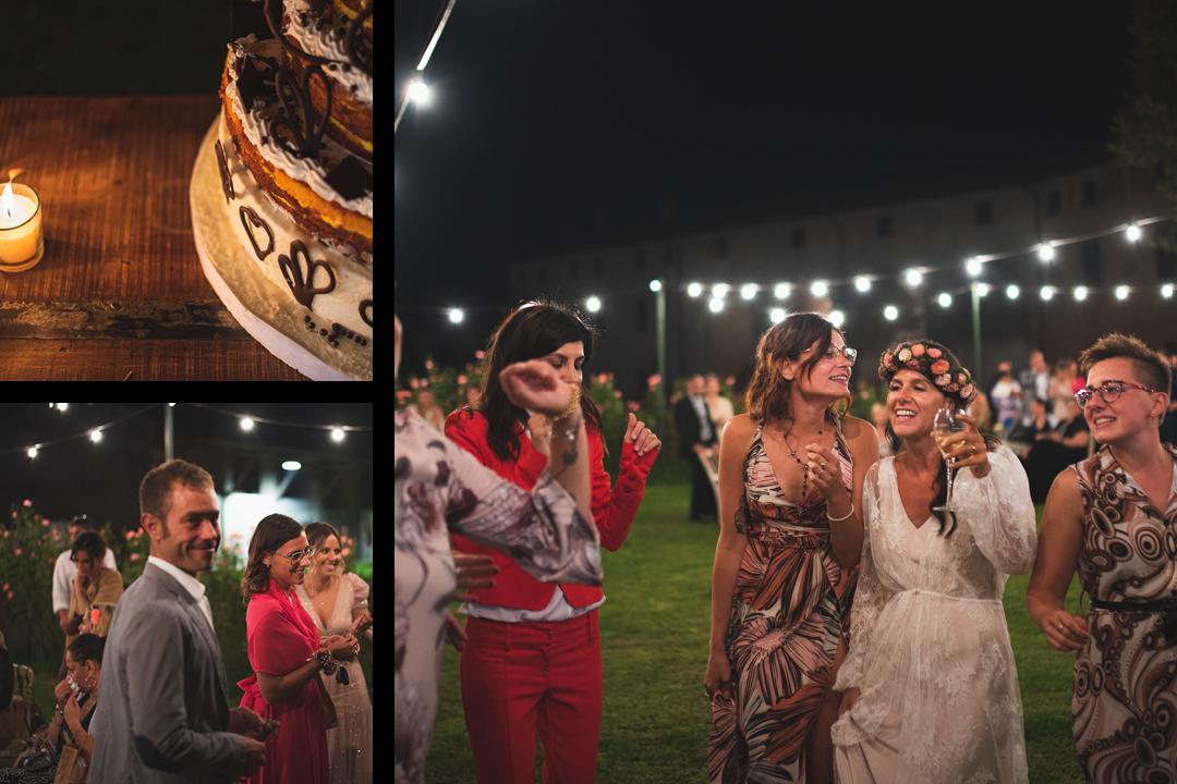 Fotografo matrimonio Brescia Federico Rongaroli wedding reportage Lucia e Roberto abito da sposa fiori matrimonio23