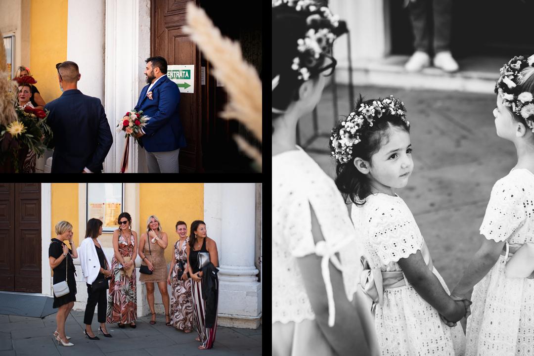 Fotografo matrimonio Brescia Federico Rongaroli wedding reportage Lucia e Roberto abito da sposa fiori matrimonio6