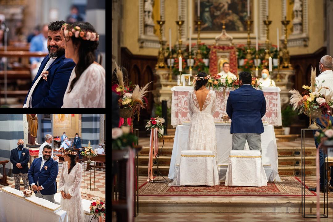 Fotografo matrimonio Brescia Federico Rongaroli wedding reportage Lucia e Roberto abito da sposa fiori matrimonio9