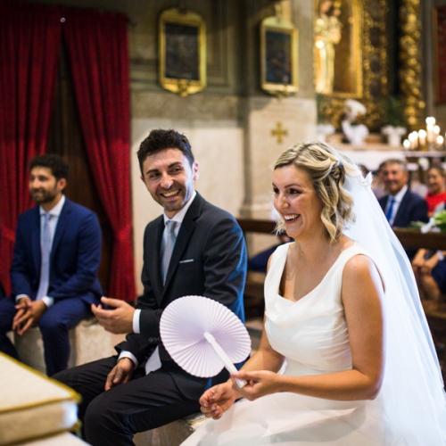 Claudia e Luca matrimonio Brescia