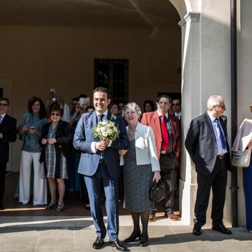 Annamaria e Massimo matrimonio Brescia