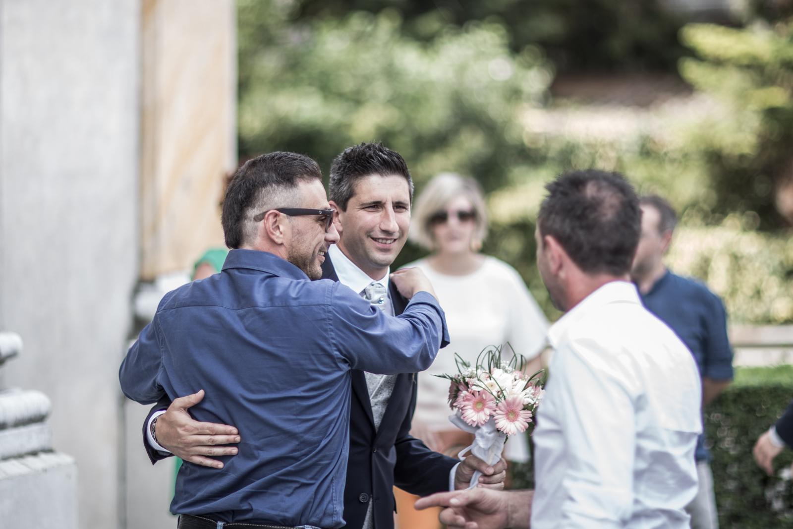 Maria e Andrea - Federico Rongaroli fotografo matrimonio Brescia